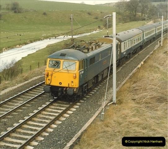 1983-03-30 Shap Summit, Cumbria.   (1)106