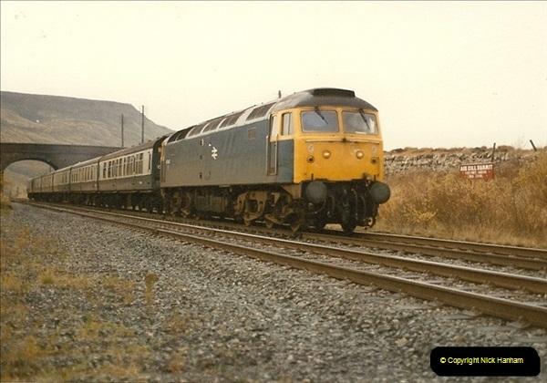 1984-11-03 On the S&CR.  (5)147