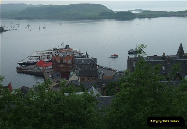 2012-05-30 Your Host's Wife Pictures of Oban.  (274)0332