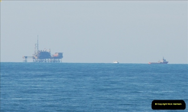 2012-06-02 North Sea Oil & Gas Platforms, Wind Farms & The River Thames.  (8)0562