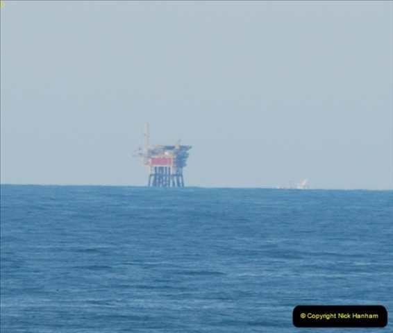 2012-06-02 North Sea Oil & Gas Platforms, Wind Farms & The River Thames.  (12)0566