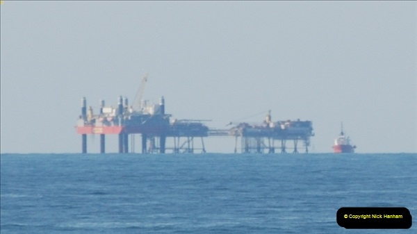 2012-06-02 North Sea Oil & Gas Platforms, Wind Farms & The River Thames.  (15)0569
