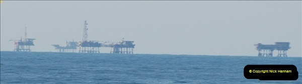 2012-06-02 North Sea Oil & Gas Platforms, Wind Farms & The River Thames.  (20)0574