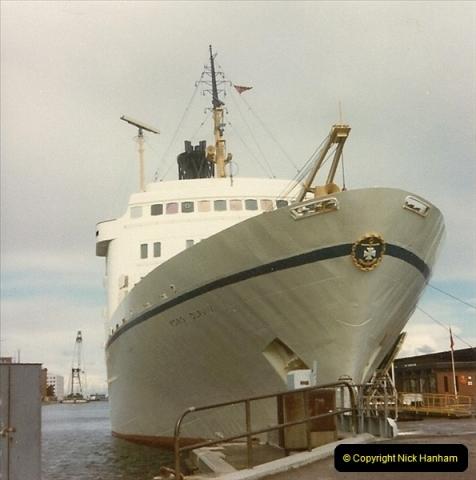 1979-08-01 Esbjerg, Denmark. (3)035