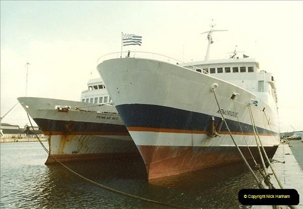 1983-10-29 St. Malo, France.  (2)082
