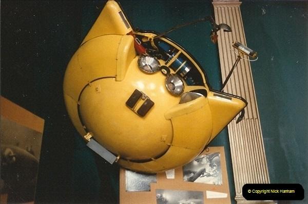 1984-07-16. Jacques Cousteau Museum, Monaco.  (1)090