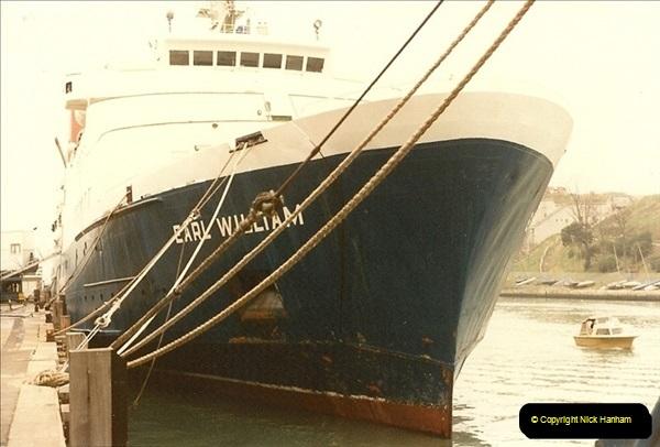 1984-12-02 Weymouth, Dorset.  (2)097
