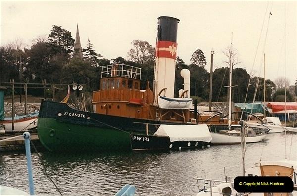 1986-03-23 Exeter Maritime Museum, Devon.128