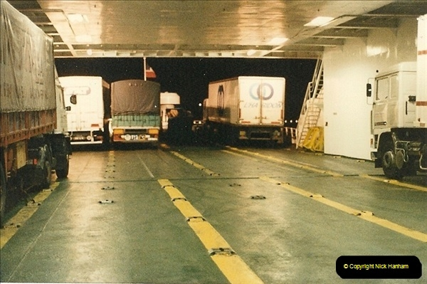 1986-07-17. Poole Quay, Dorset. (4)132