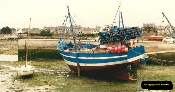 1986-07-20. Roscoff, France.  (2)134
