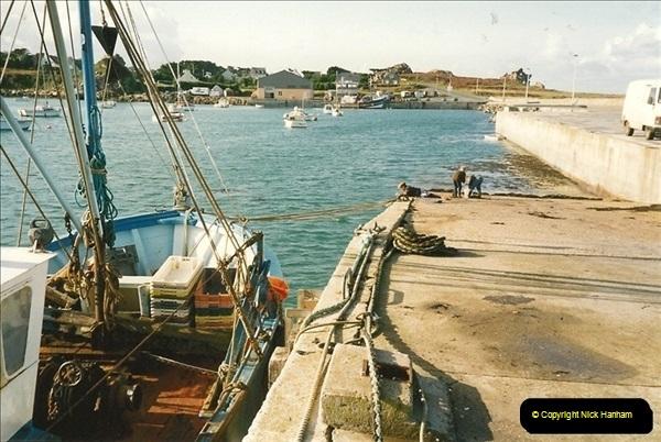1991-09-30. Roscoff, France. (1)190