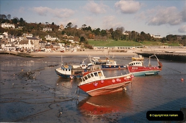 1992-02-16. Lyme Regis, Dorset.203
