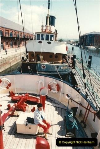 1992-07-19 Swansea, Glamorgan.  (6) 210