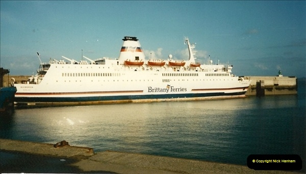 1992-10-20  Roscoff, France.  (1)213