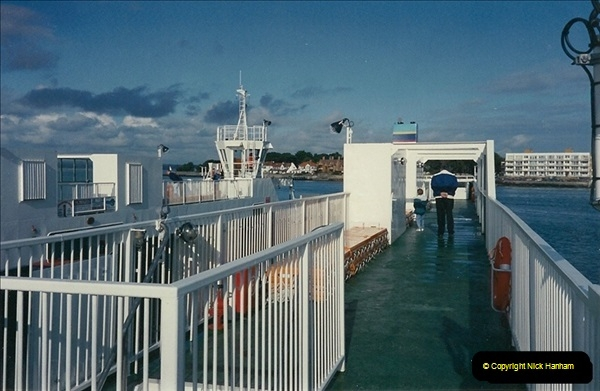 1994 January. New Ferry No. 4. The Haven, Poole, Dorset.   (4)284