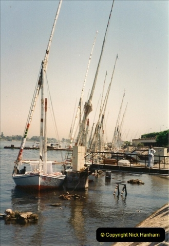 1994-08-08 to 15-08. Luxor & The Nile, Egypt.  (1)233