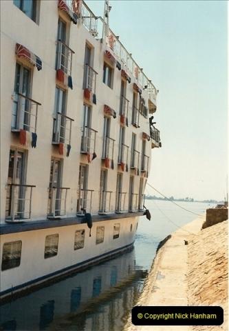 1994-08-08 to 15-08. Luxor, The Nile & Aswan, Egypt.  (2)241