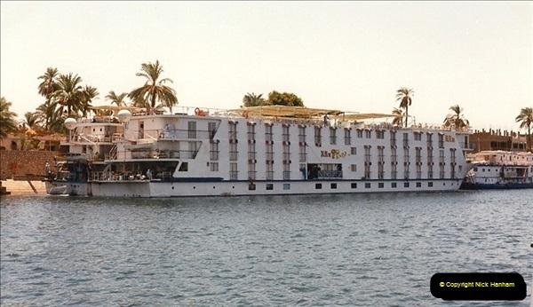 1994-08-08 to 15-08. Luxor, The Nile & Aswan, Egypt.  (11)247