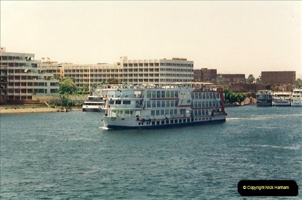 1994-08-08 to 15-08. Luxor, The Nile & Aswan, Egypt.  (15)251