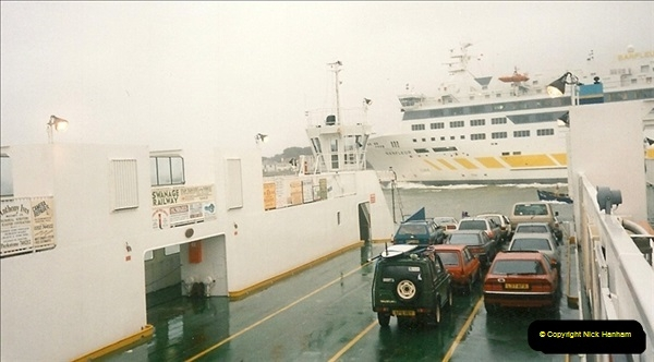 1995-02-18. Sandbanks, Poole, Dorset.290