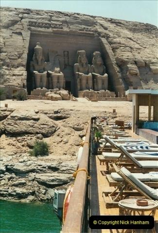 1995-07-17 to 24-07. Aswan, Lake Nasser, Abu Simbel, Aswan (9)302