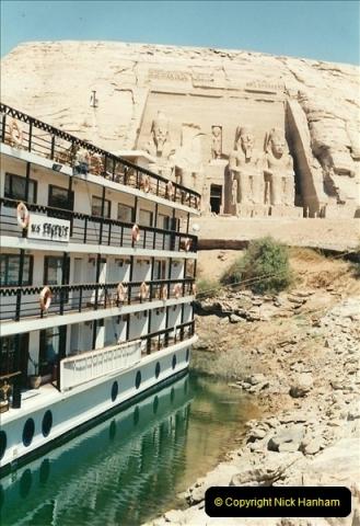 1995-07-17 to 24-07. Aswan, Lake Nasser, Abu Simbel, Aswan (10)303