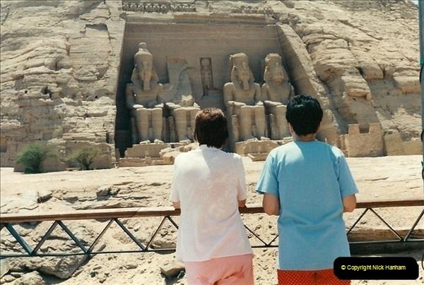 1995-07-17 to 24-07. Aswan, Lake Nasser, Abu Simbel, Aswan (14)307