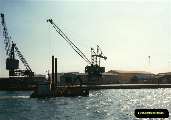 1995-08-15 Poole Quay, Dorset.310