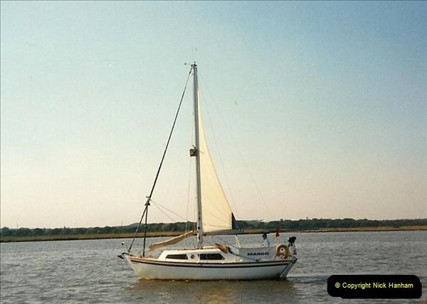 1995-08-20 The Haven, Poole, Dorset.  (1)311