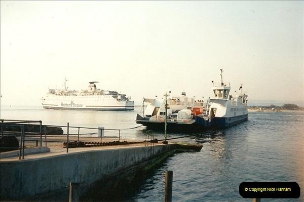 1995-08-20 The Haven, Poole, Dorset.  (2)313