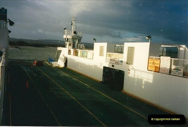 1996-02-02. Sandbanks, Poole, Dorset.  (1)334