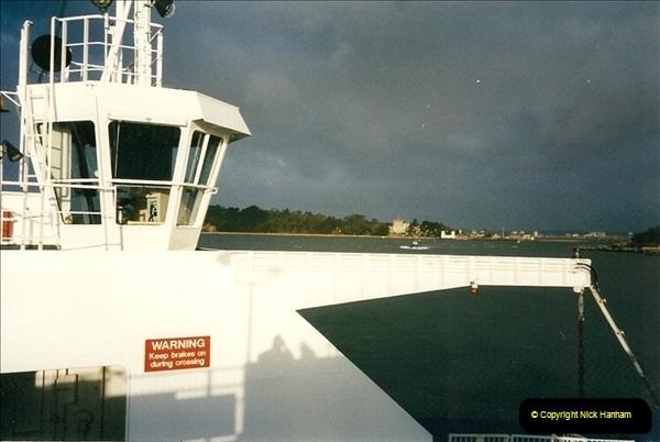 1996-02-02. Sandbanks, Poole, Dorset.  (4)337