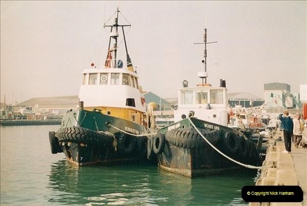 1996-02-10 Poole Quay, Dorset.  (1)338