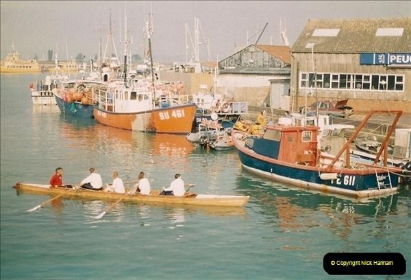 1996-03-10. Poole Quay, Dorset.  (1)341