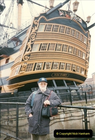 1996-11-02. HMS Victory, Portsmouth, Hampshire. (11)358