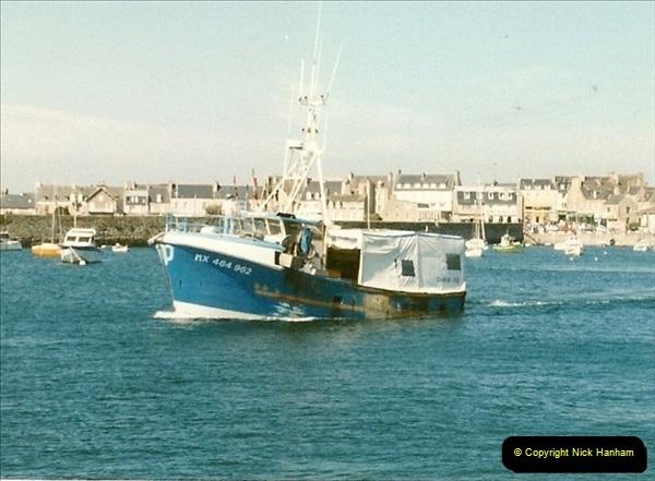 1997-05-26. Roscoff, France.  (1)384