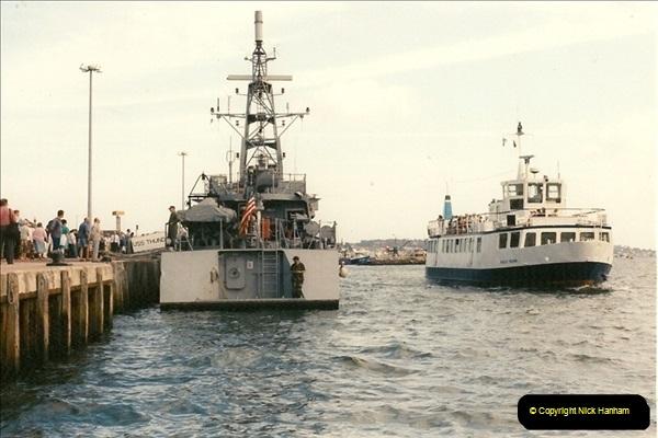 1997-09-10 Poole Quay, Dorset.  (3)391