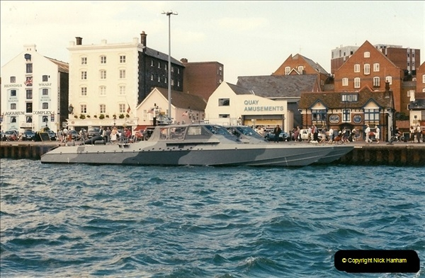 1997-09-10 Poole Quay, Dorset.  (5)393