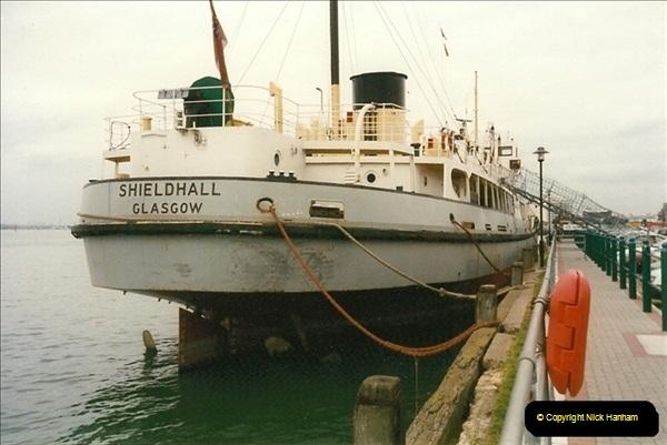 1997-10-05 Southampton, Hampshire.  (3)397