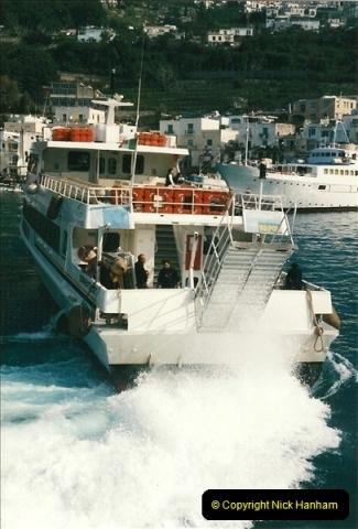 1998-05-06. The Island of Capri, Italy.  (24)414