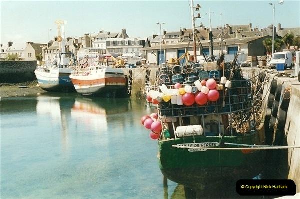 1999-07-09. Roscoff, France.  (2)456