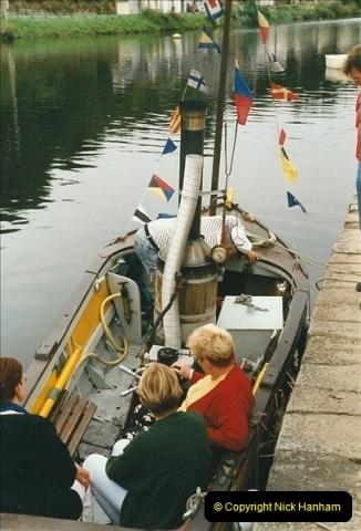 1999-07-10. Steam Yacht @ Pointrieux, France.  (1)457