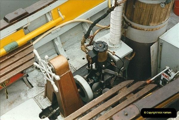 1999-07-10. Steam Yacht @ Pointrieux, France.  (2)458