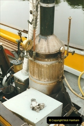 1999-07-10. Steam Yacht @ Pointrieux, France.  (3)459