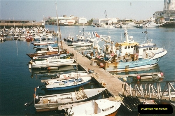 1999-07-25. Cherbourg, France.461