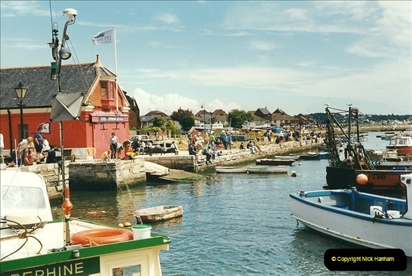 1999-08-08. Poole, Harbour, Dorset. (3)469