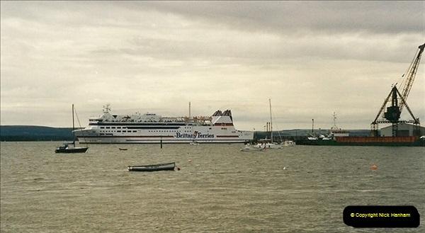 1999-08-08. Poole, Harbour, Dorset. (4)470