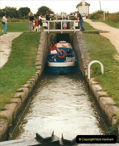 1999-08-13. Foxton Locks, Near Market Harborough, Leics.  (2)472