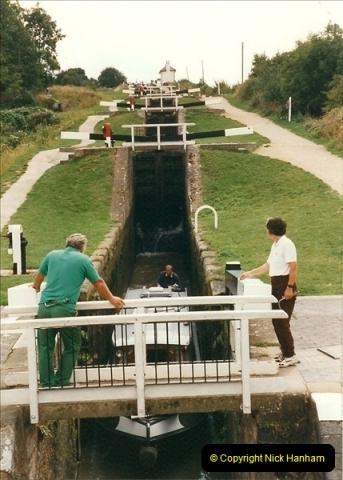 1999-08-13. Foxton Locks, Near Market Harborough, Leics.  (4)474