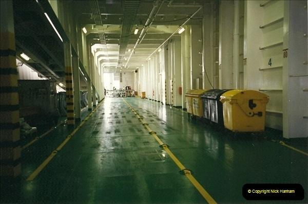 1999-09-18. New Condor Ferries Condor Clipper, Guernsey, CI (2)484